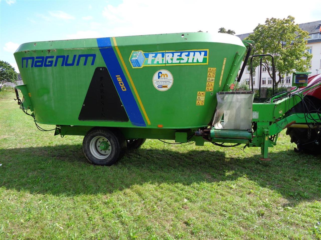Faresin TMRVD 1800
