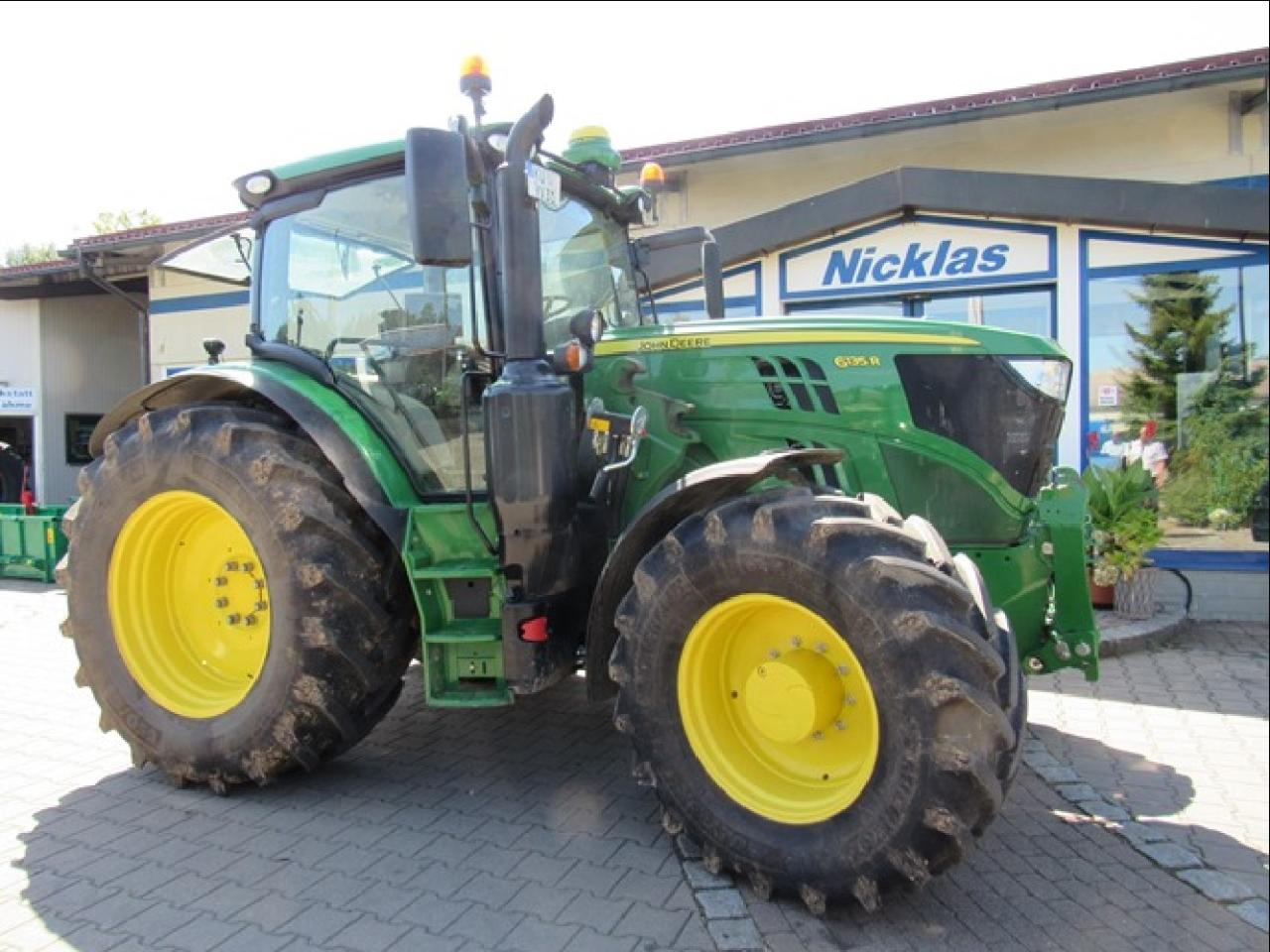 John Deere 6135R Ultimate
