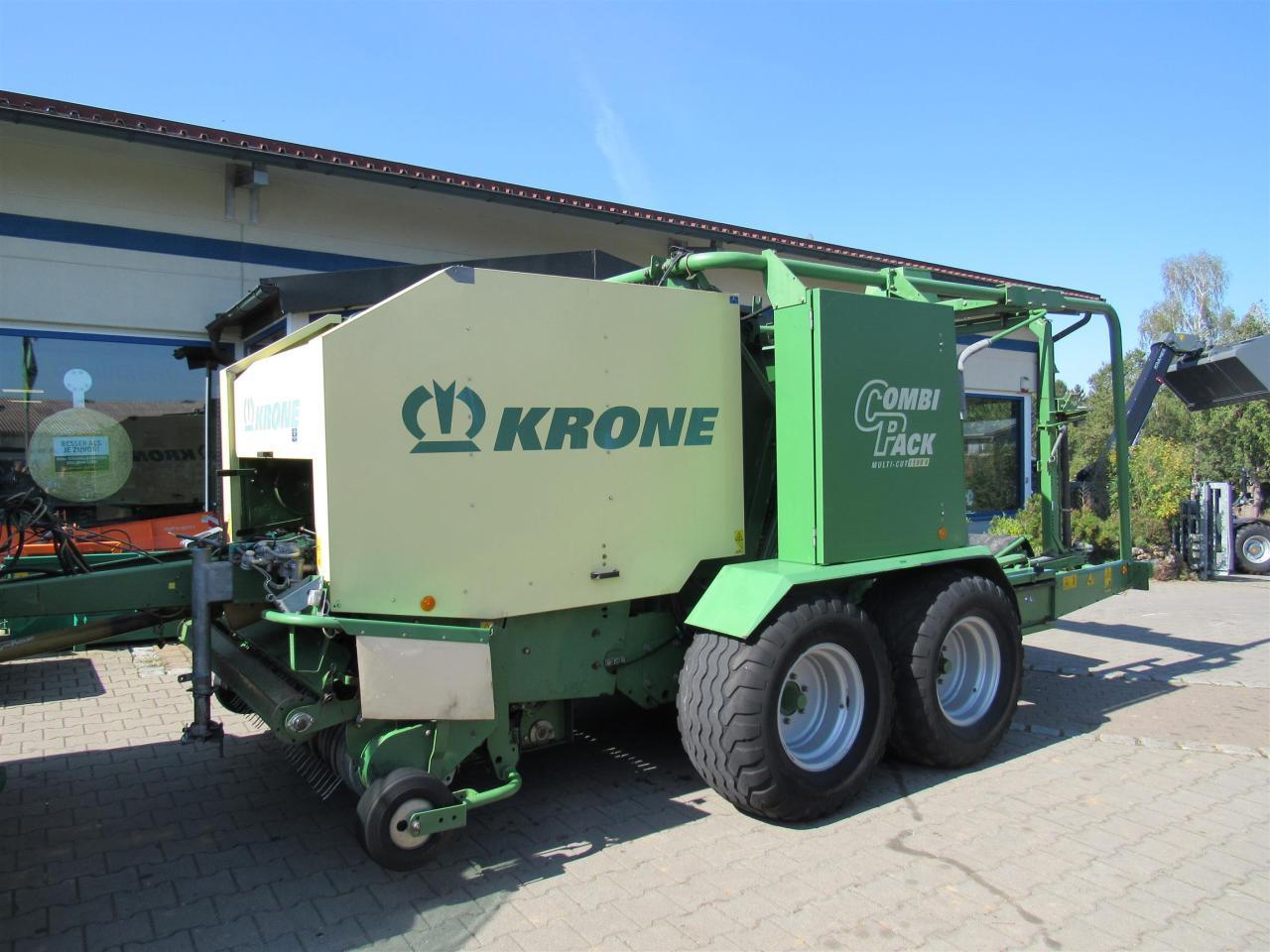 Krone Multi-CUT 1500V
