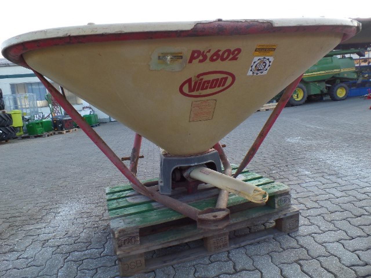 Vicon PS 602