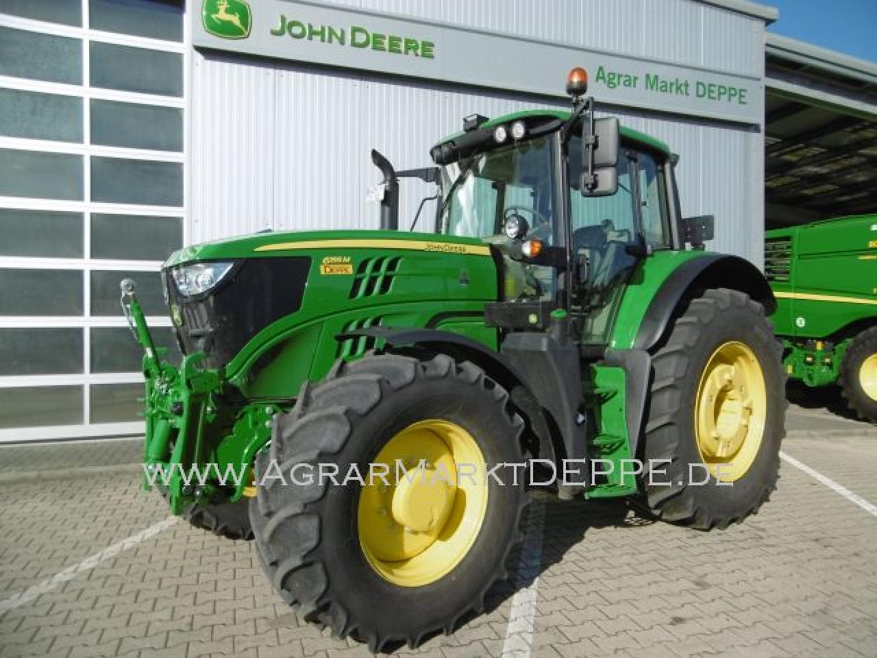 John Deere 6155M