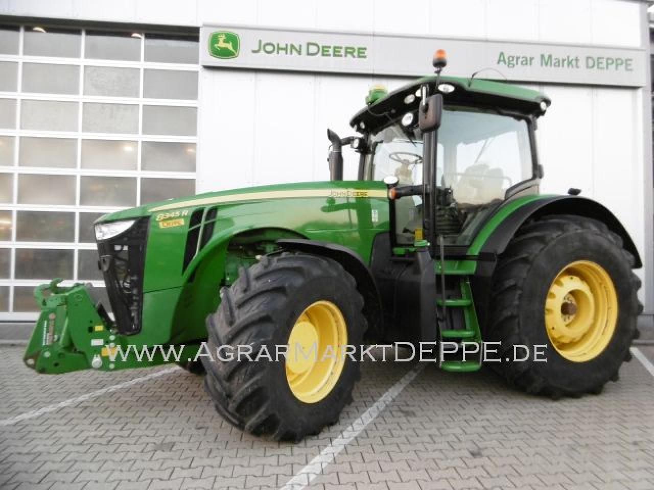 John Deere 8345R AutoTrac