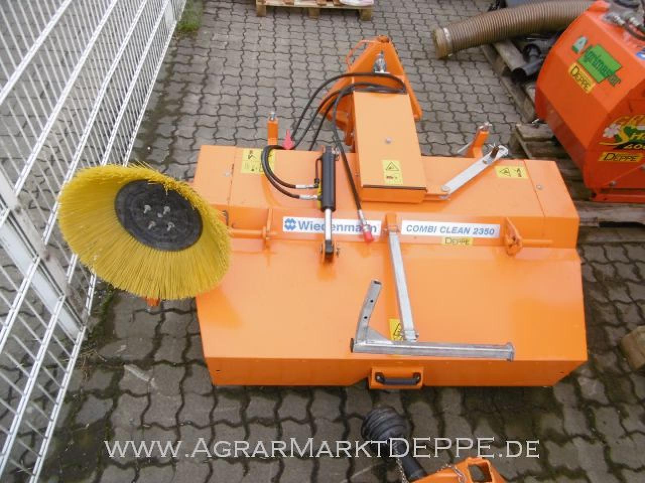 Wiedenmann Combi Clean 2350