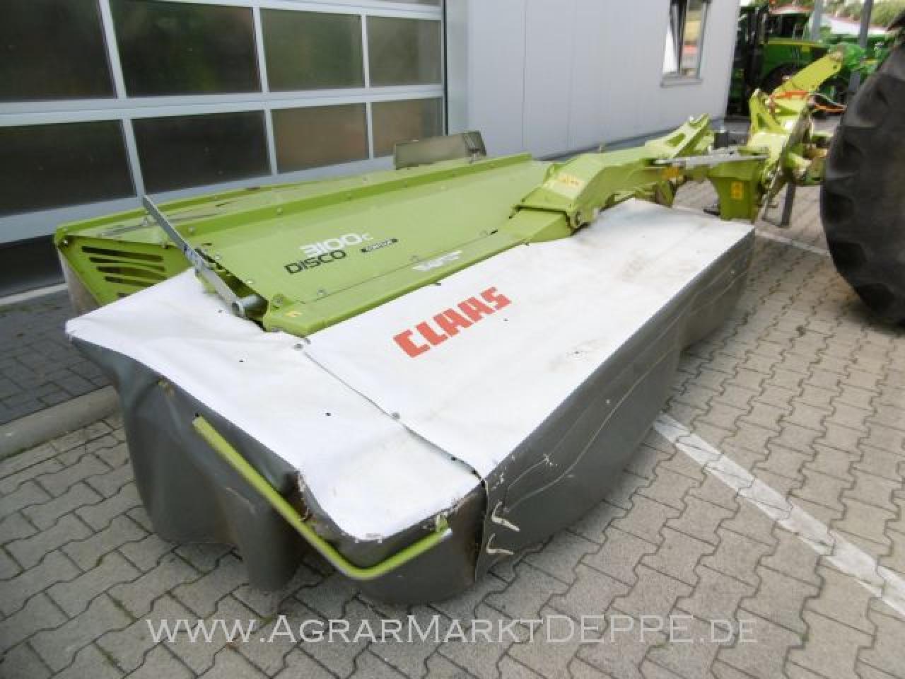 CLAAS Disco 3100 C Contour