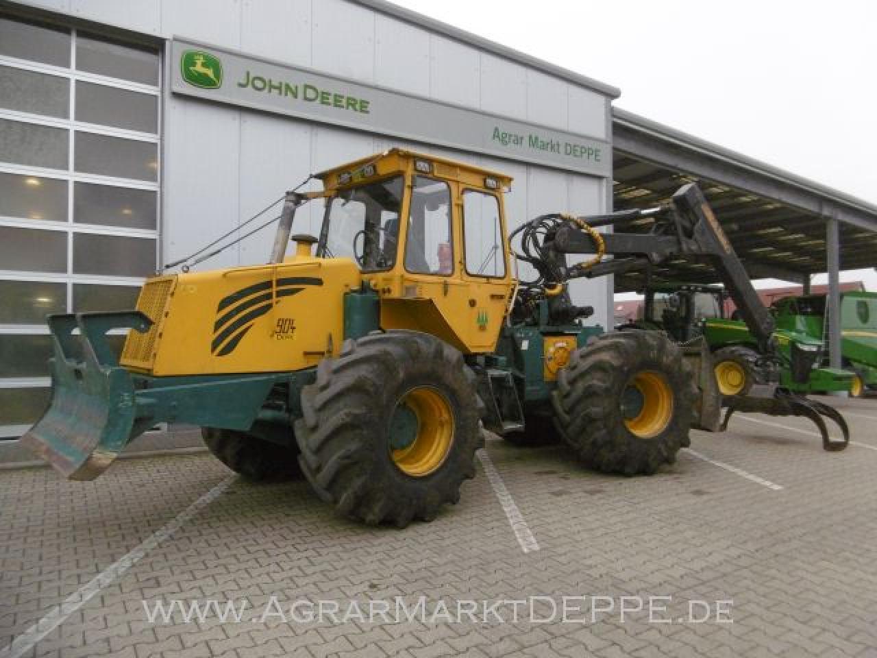 HSM Forstmaschinen 904