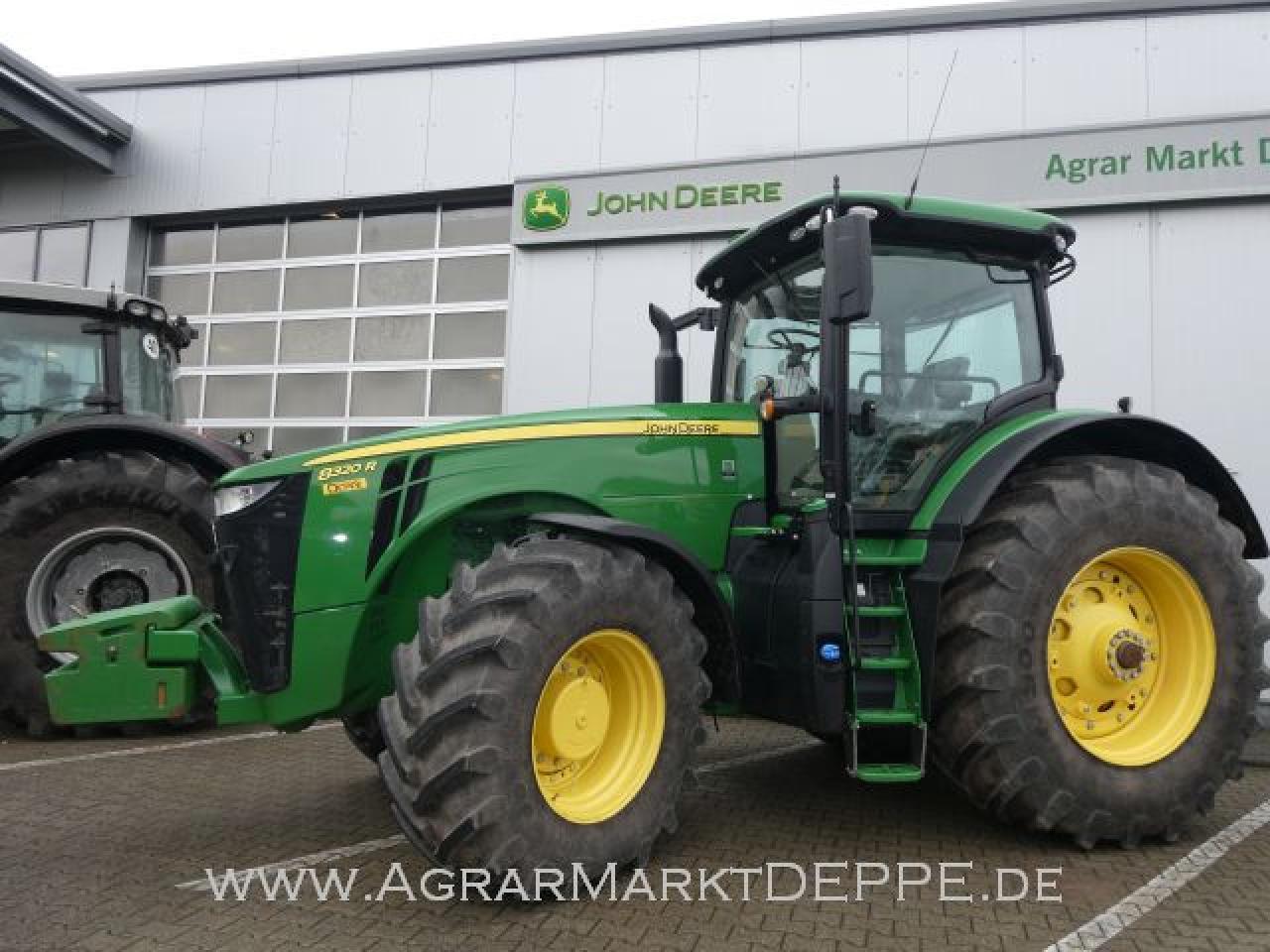 John Deere 8320R AutoTrac e23T