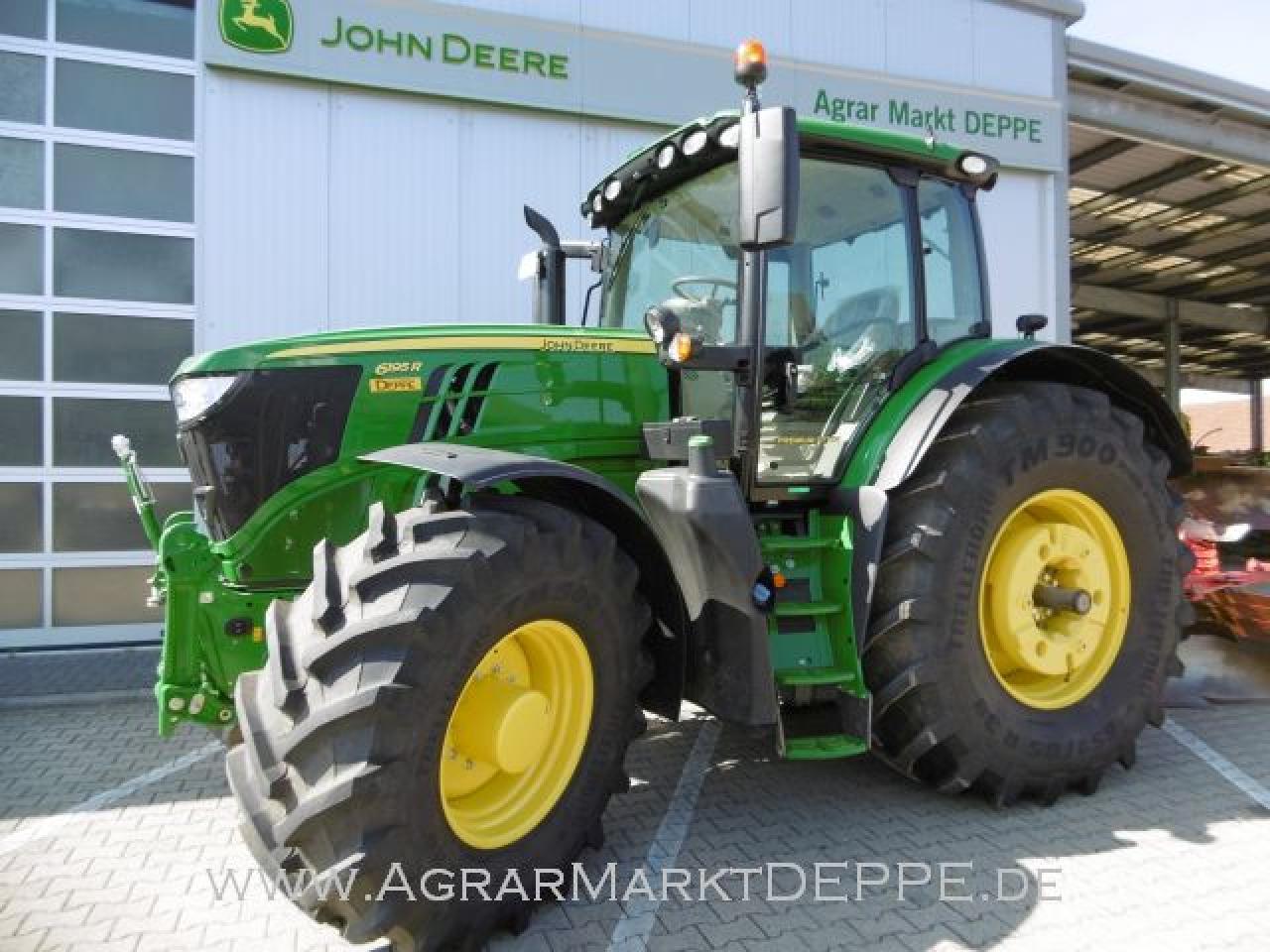John Deere 6195R Premium