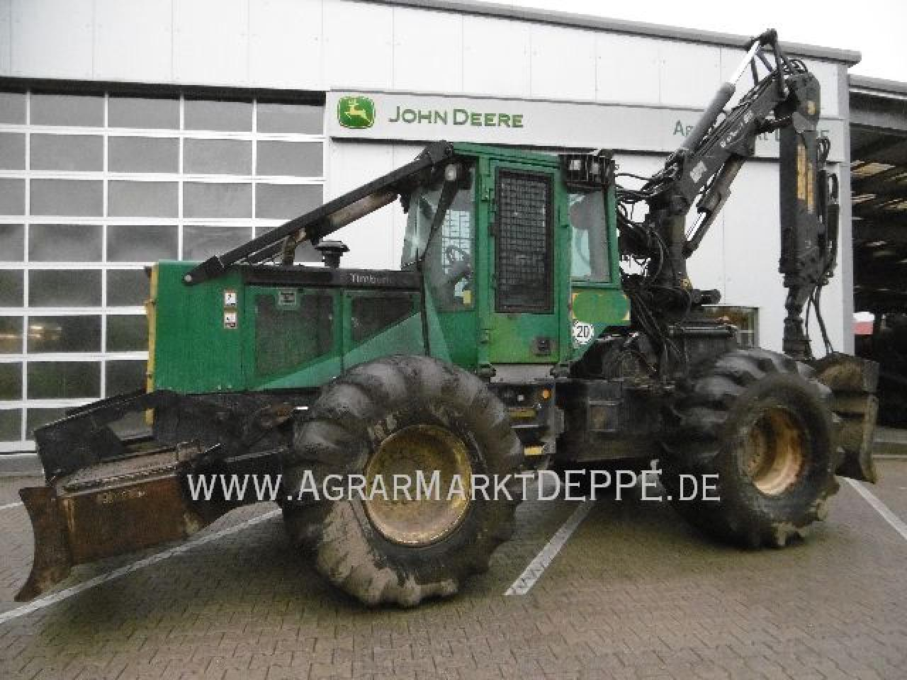 Timberjack 360D GRAPPLE