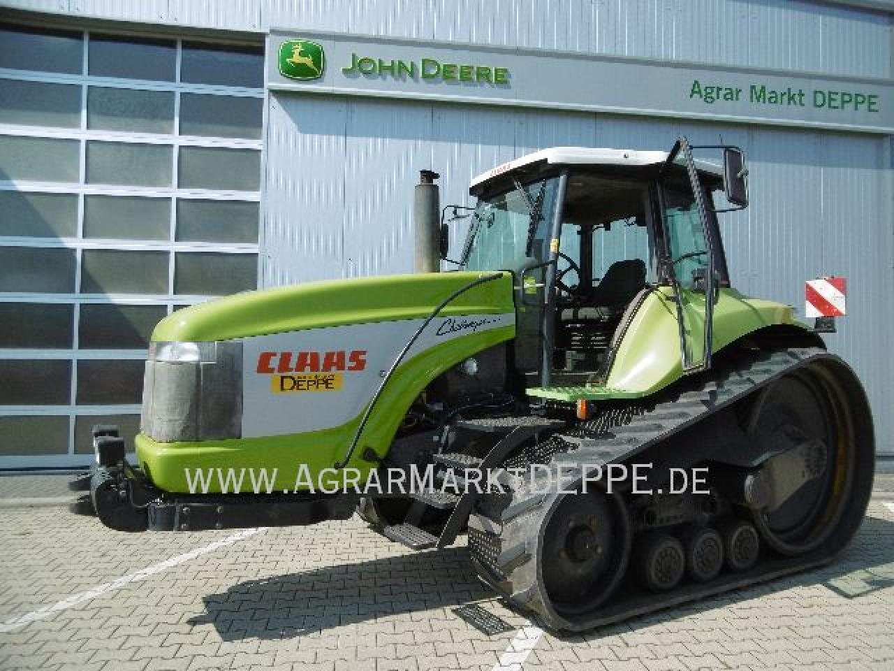 CLAAS Challenger 55 Raupe