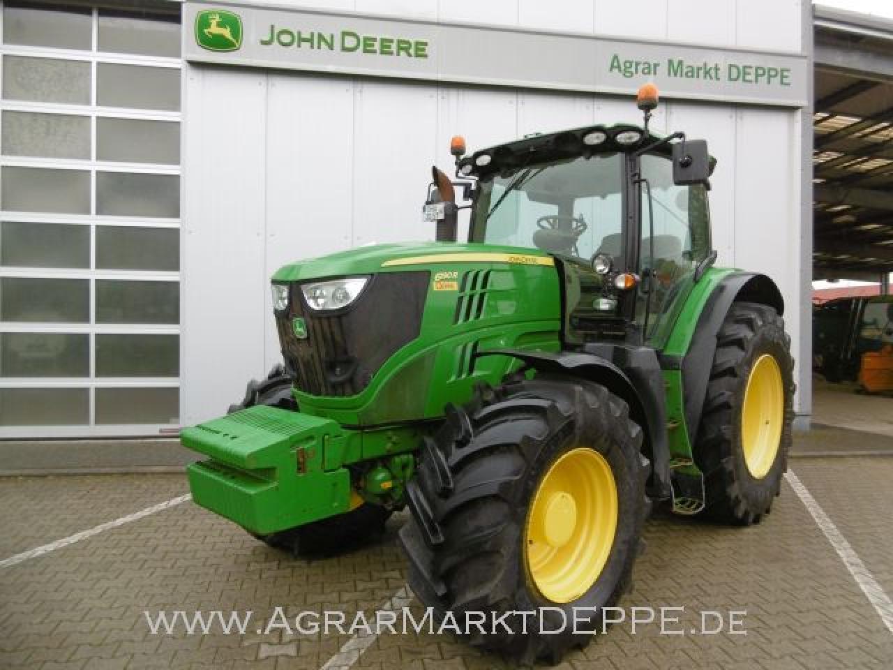 John Deere 6190R