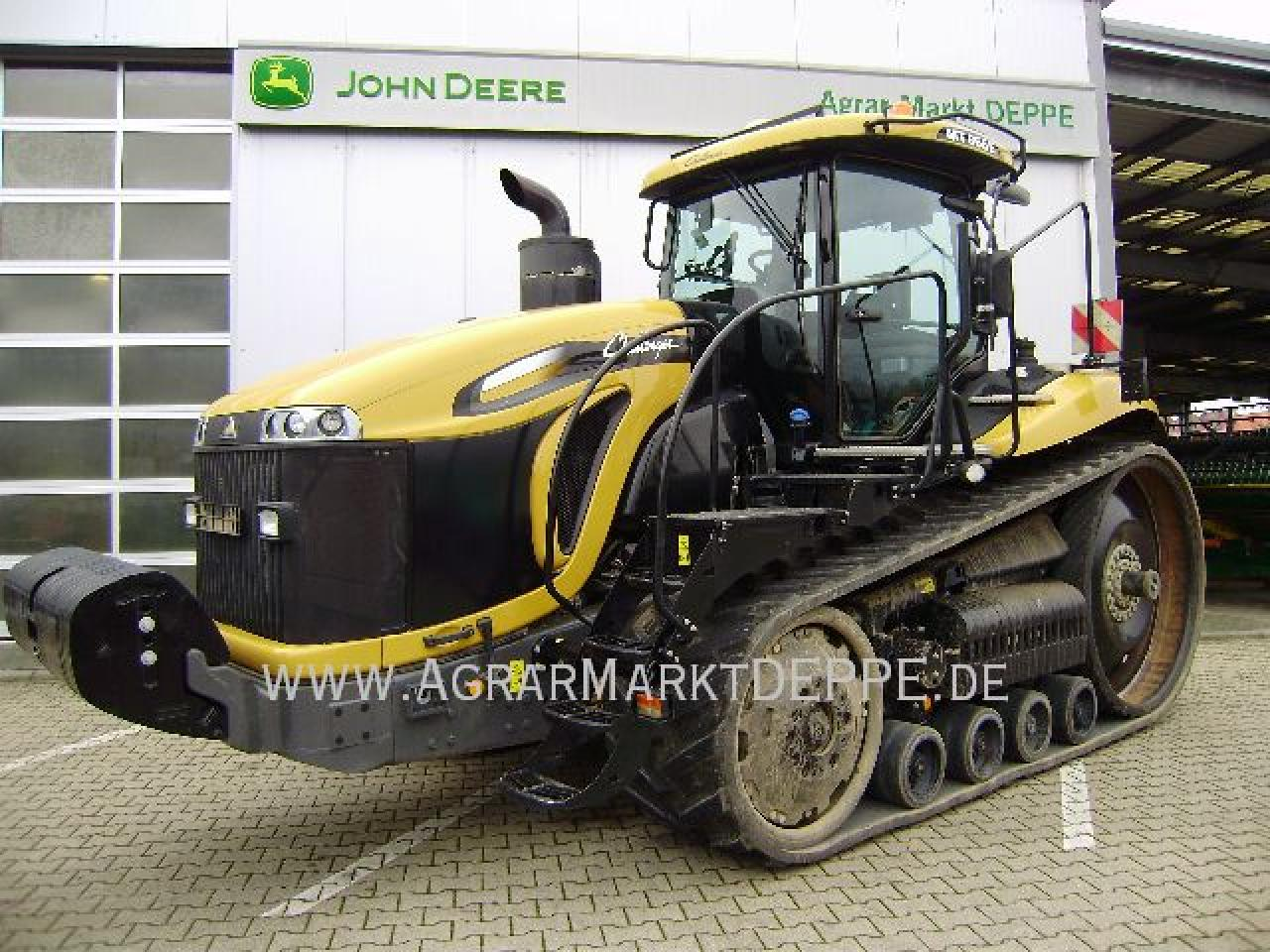 Challenger MT865E Raupe