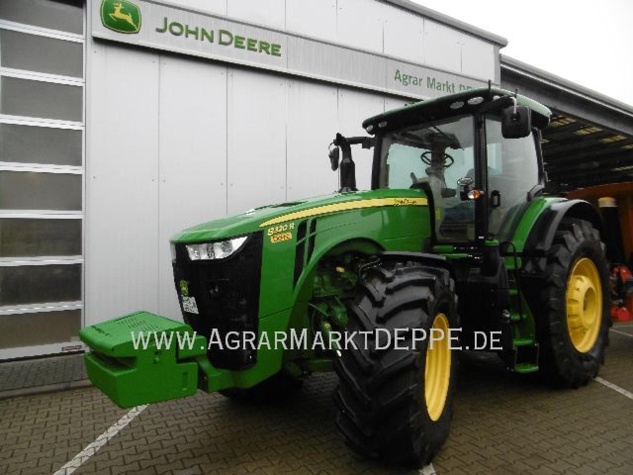 John Deere 8320R AutoTrac