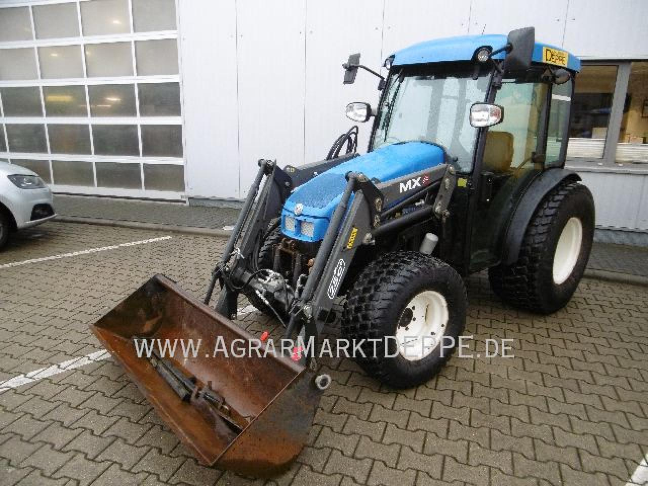 New Holland TCE 55