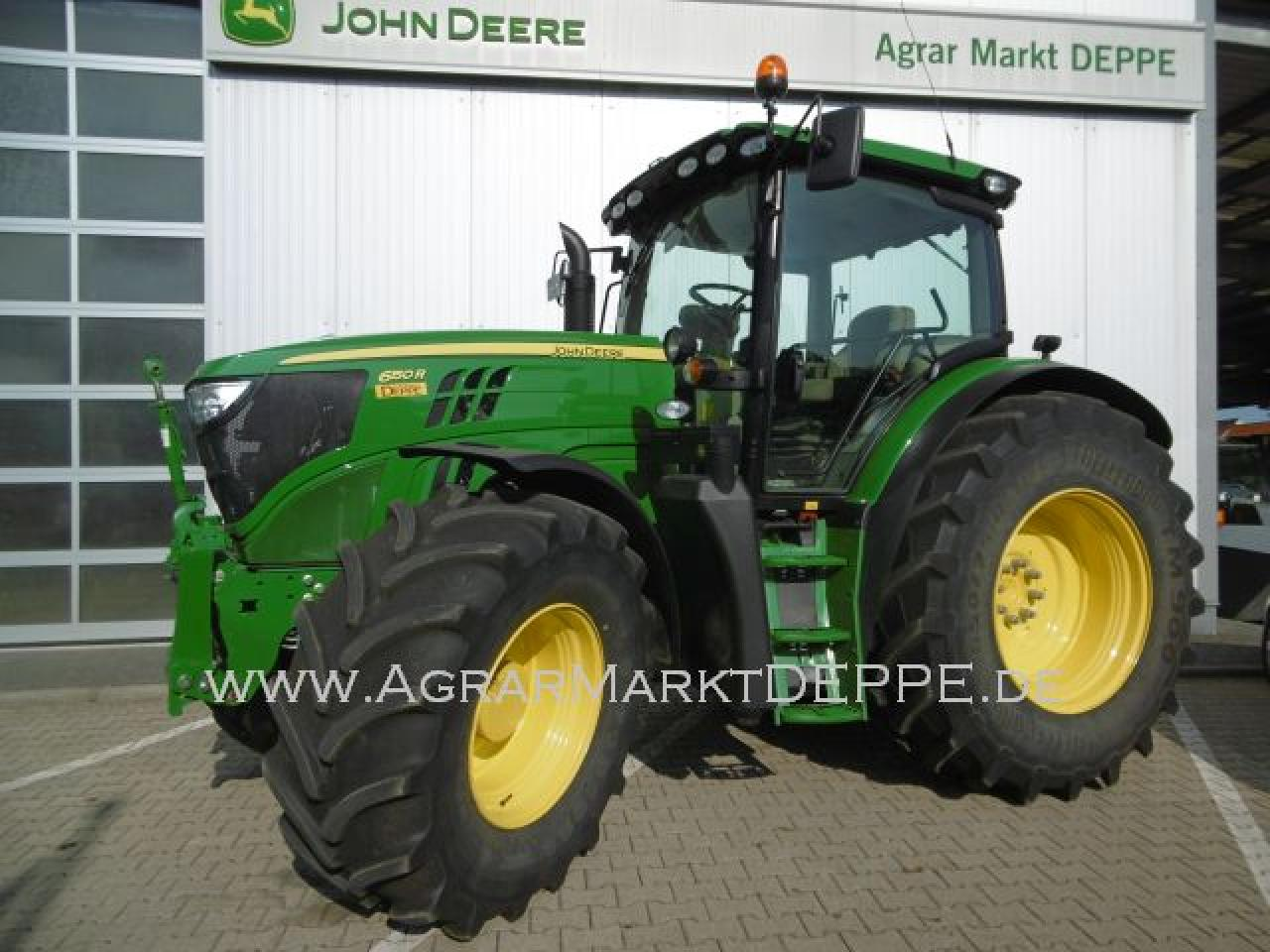 John Deere 6150R AutoTrac