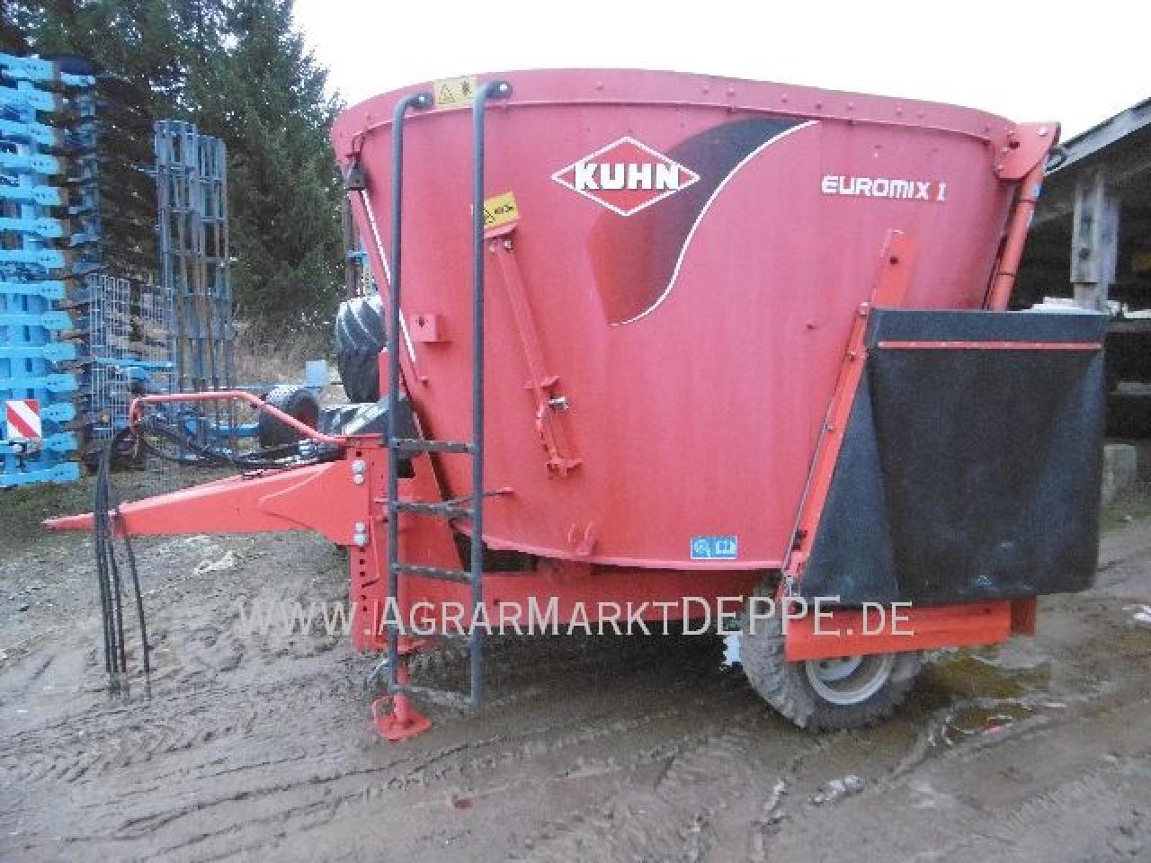 Kuhn Euromix I 870 Select