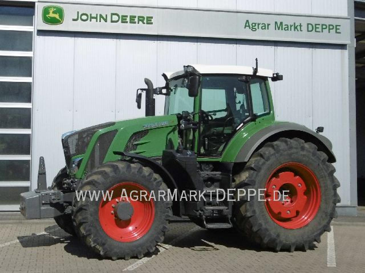 Fendt 828 Vario TMS Power