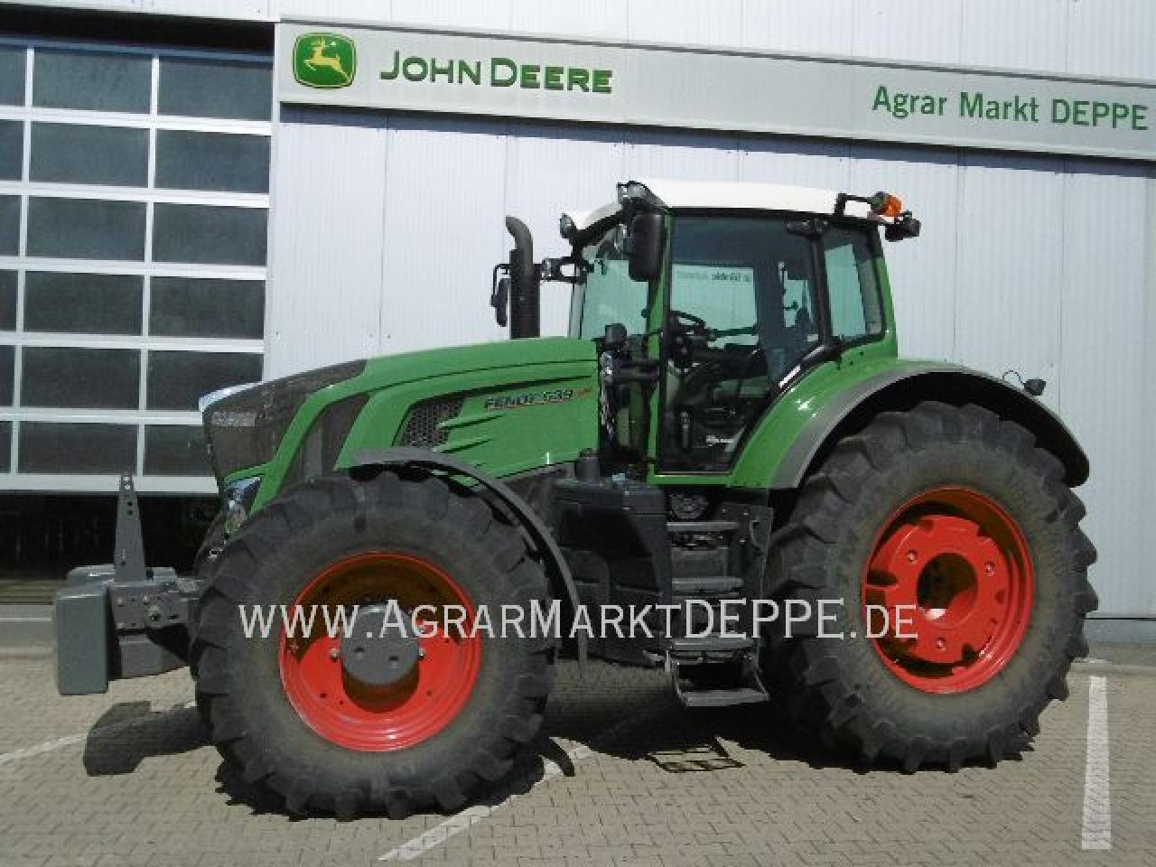 Fendt 939 Vario TMS Power