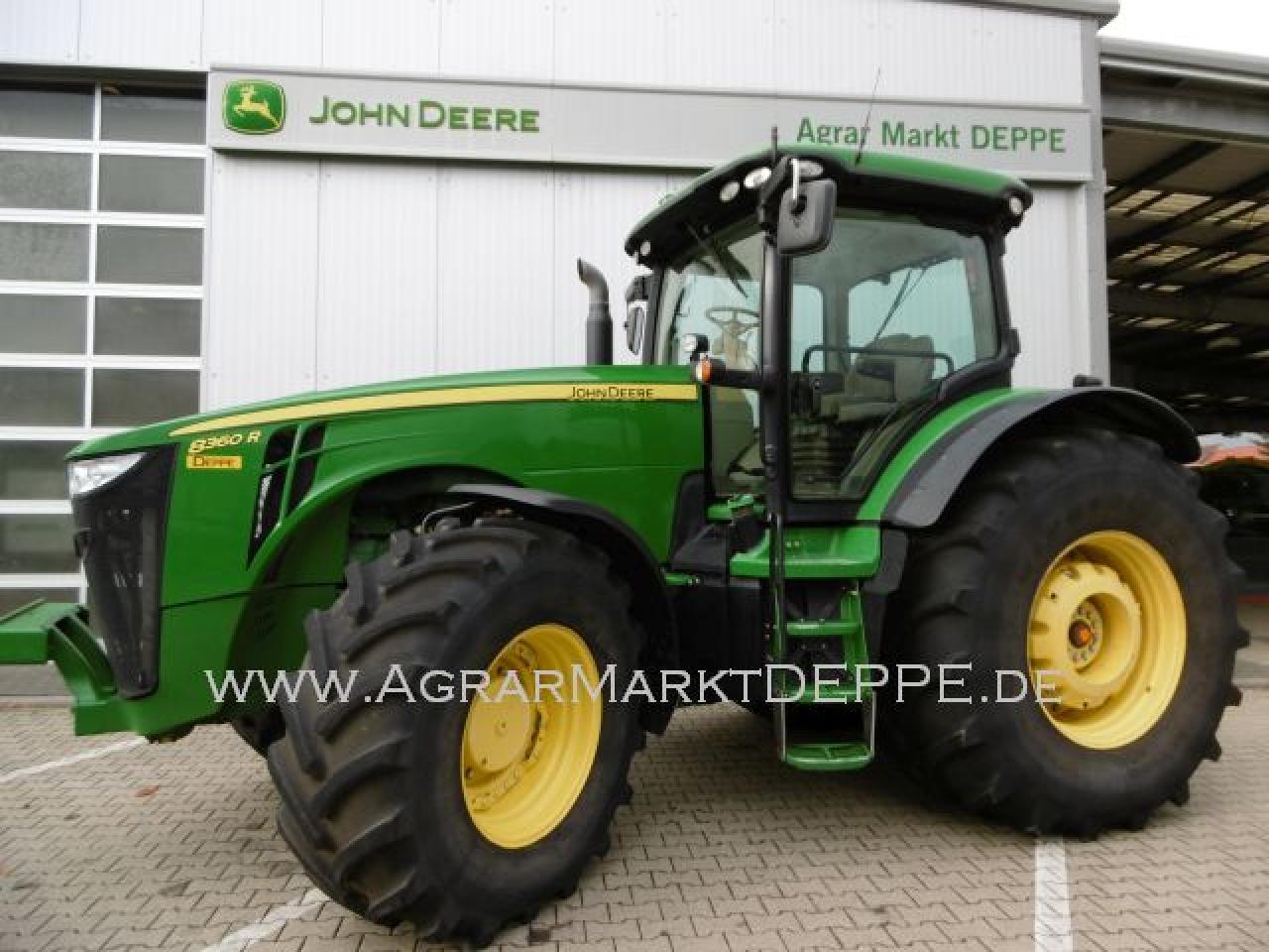 John Deere 8360R AutoTrac