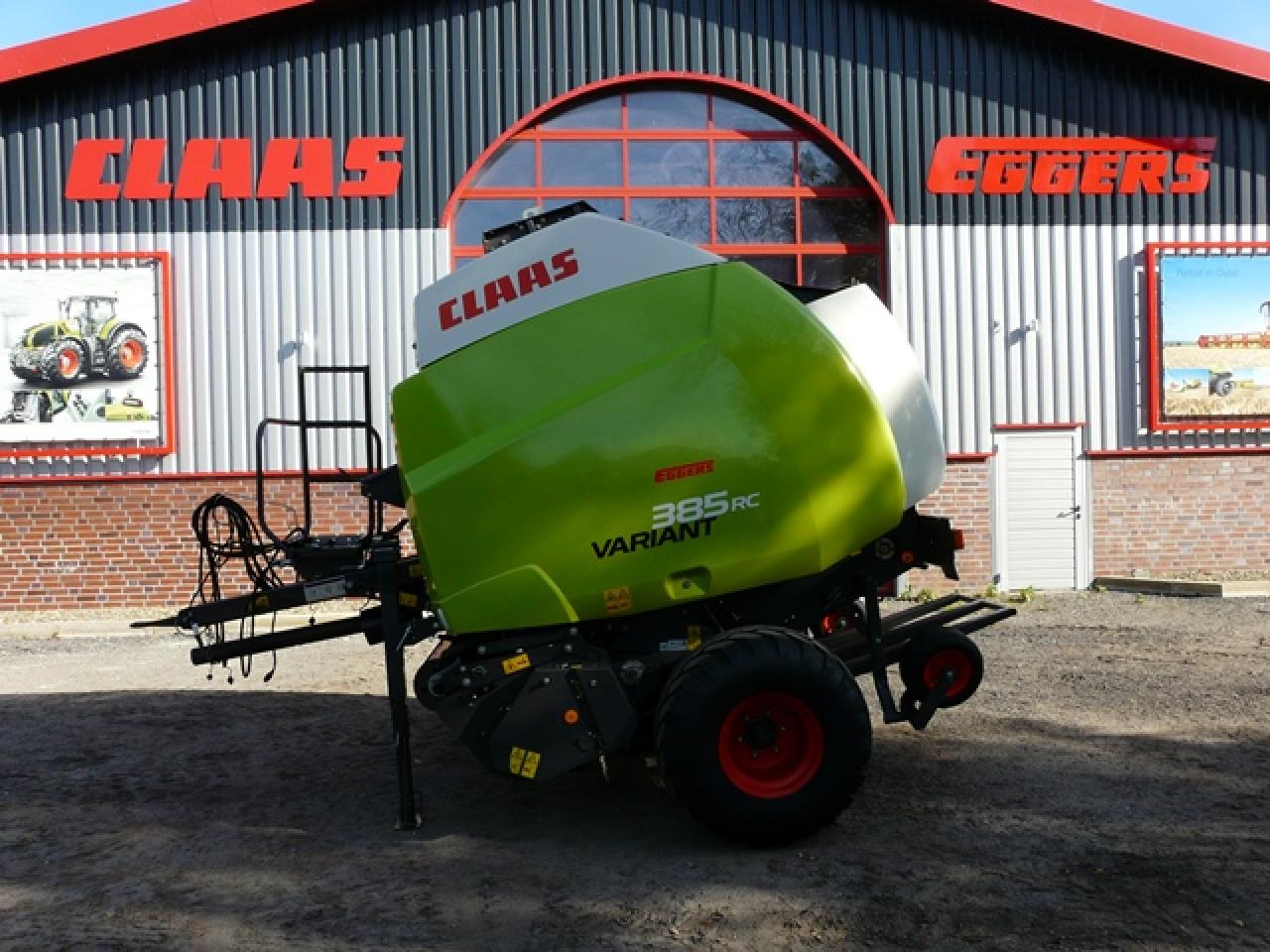 CLAAS Variant 385 RC PRO