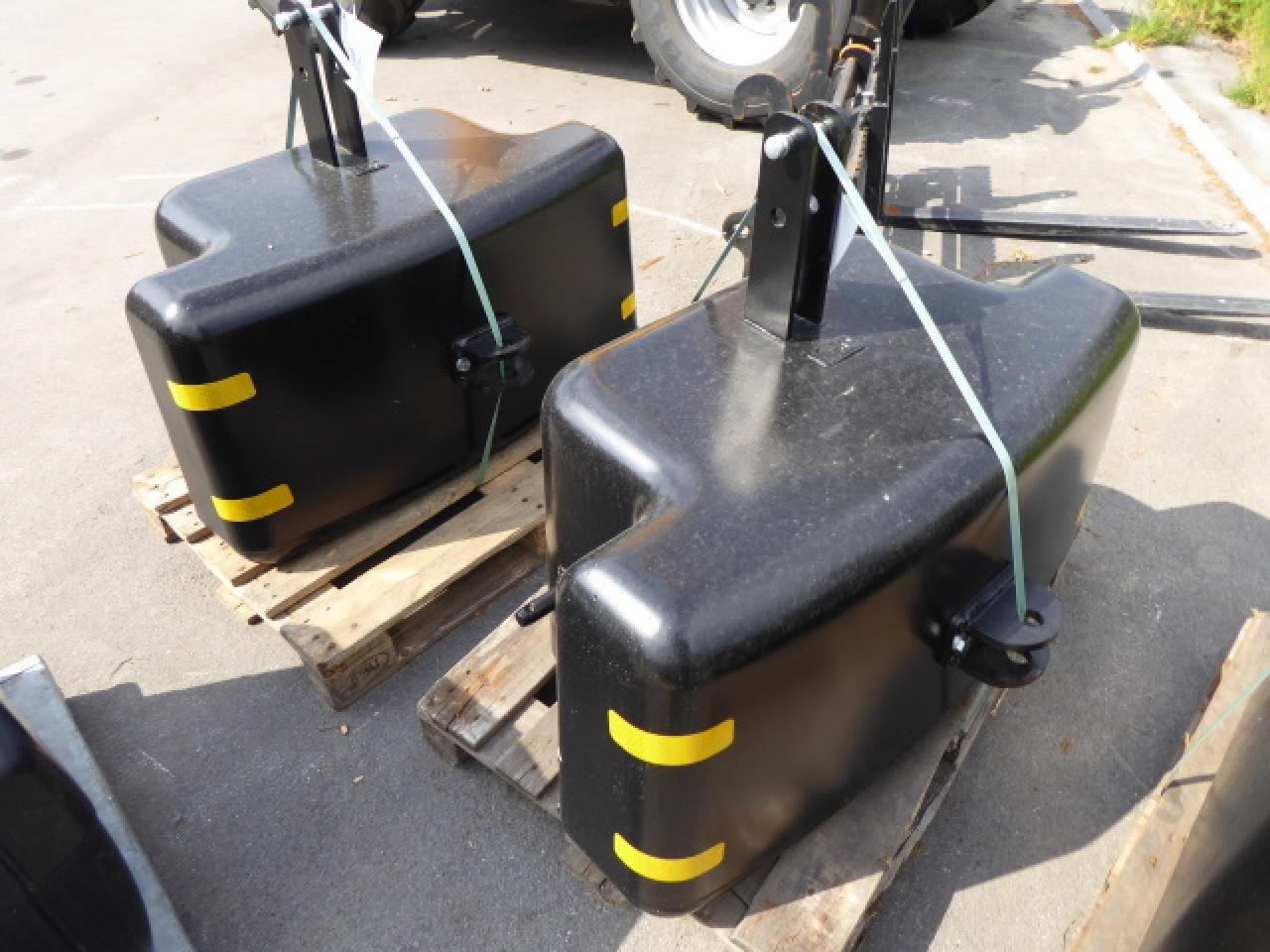 Deutz-Fahr ECO-Top 750 kg