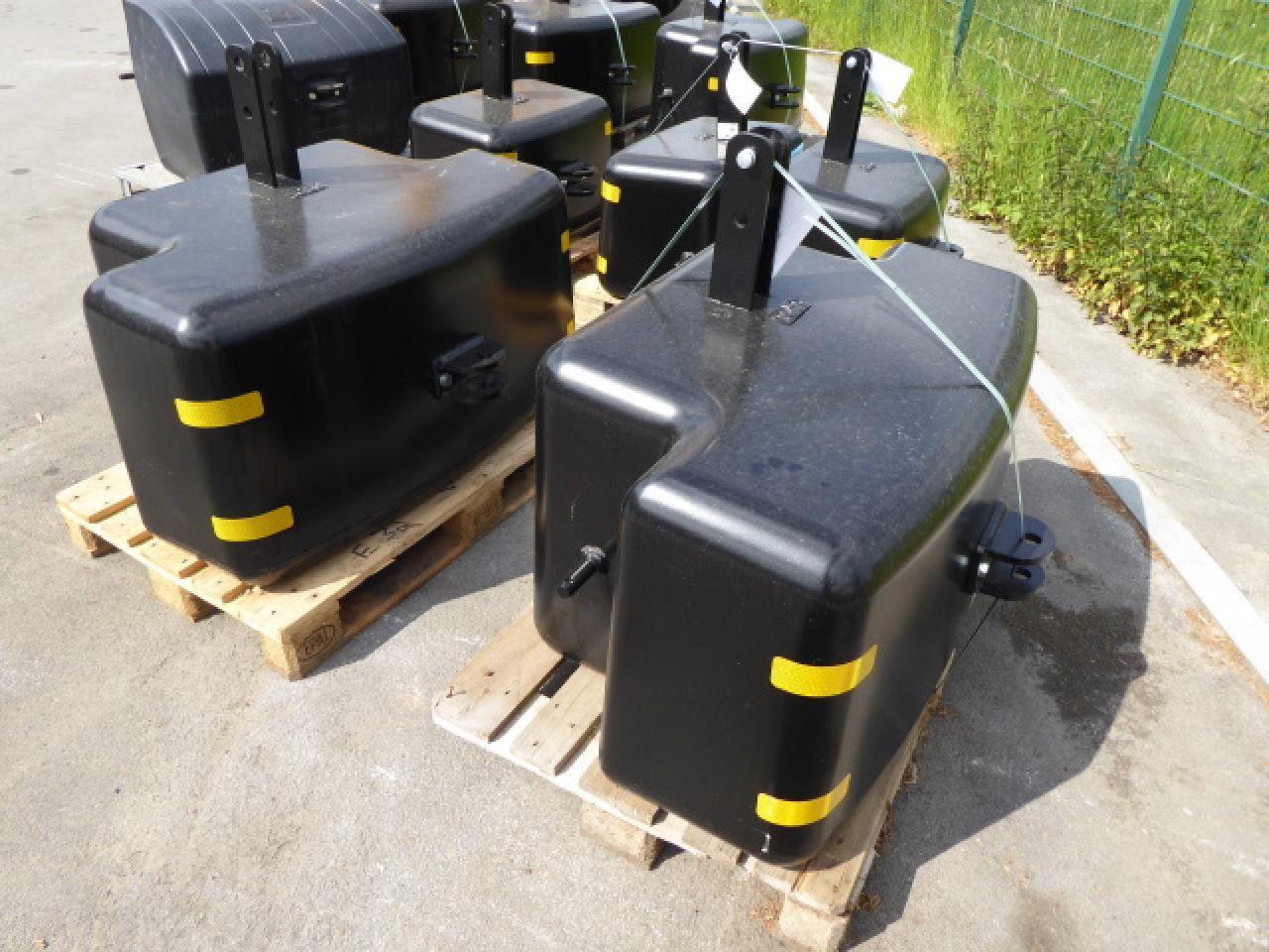 Deutz-Fahr ECO-Top 1050 kg