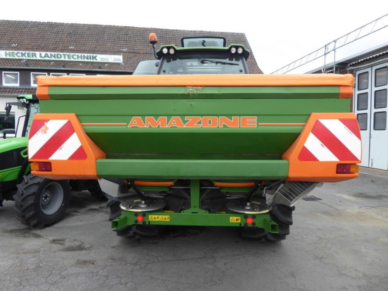 Amazone ZA-M 1501 Profis