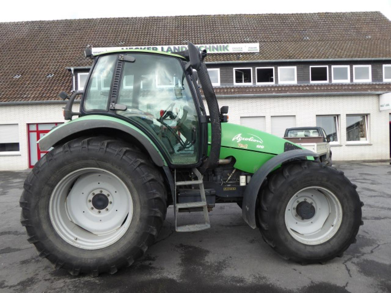 Deutz-Fahr Agrotron 120 TT