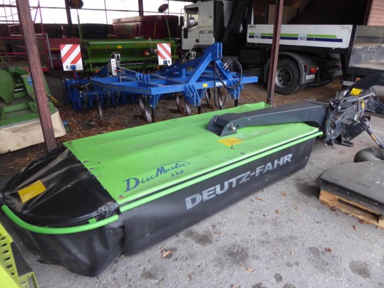 Deutz-Fahr DiscMaster 332