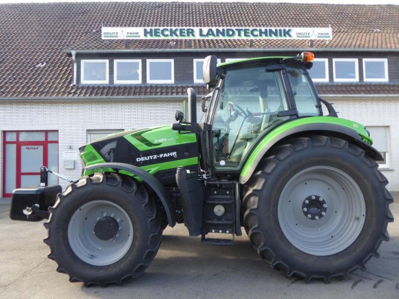 Deutz-Fahr 6185 Agrotron TTV