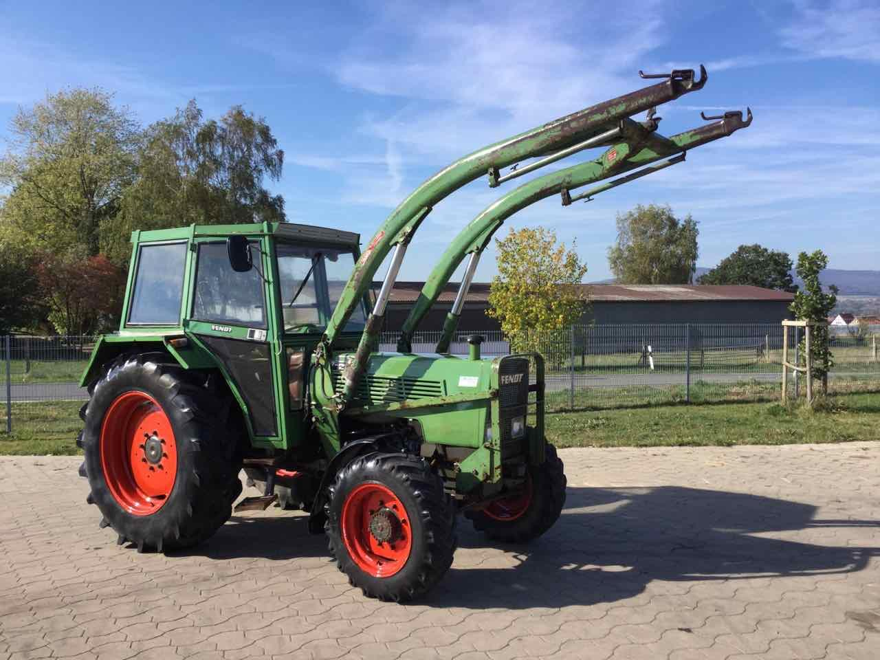 Fendt 105 LS Turbomatik