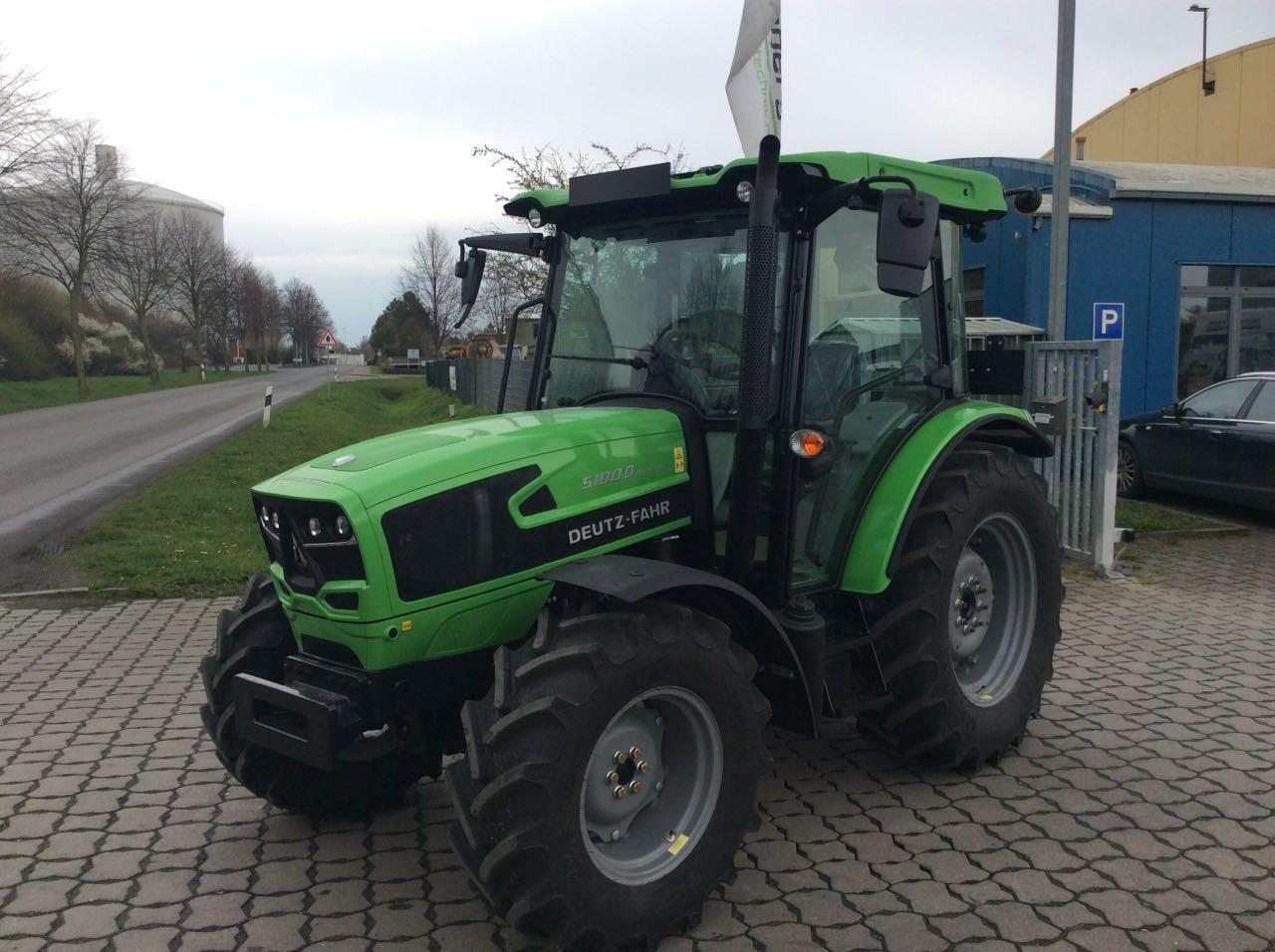 Deutz-Fahr 5100D Keyline