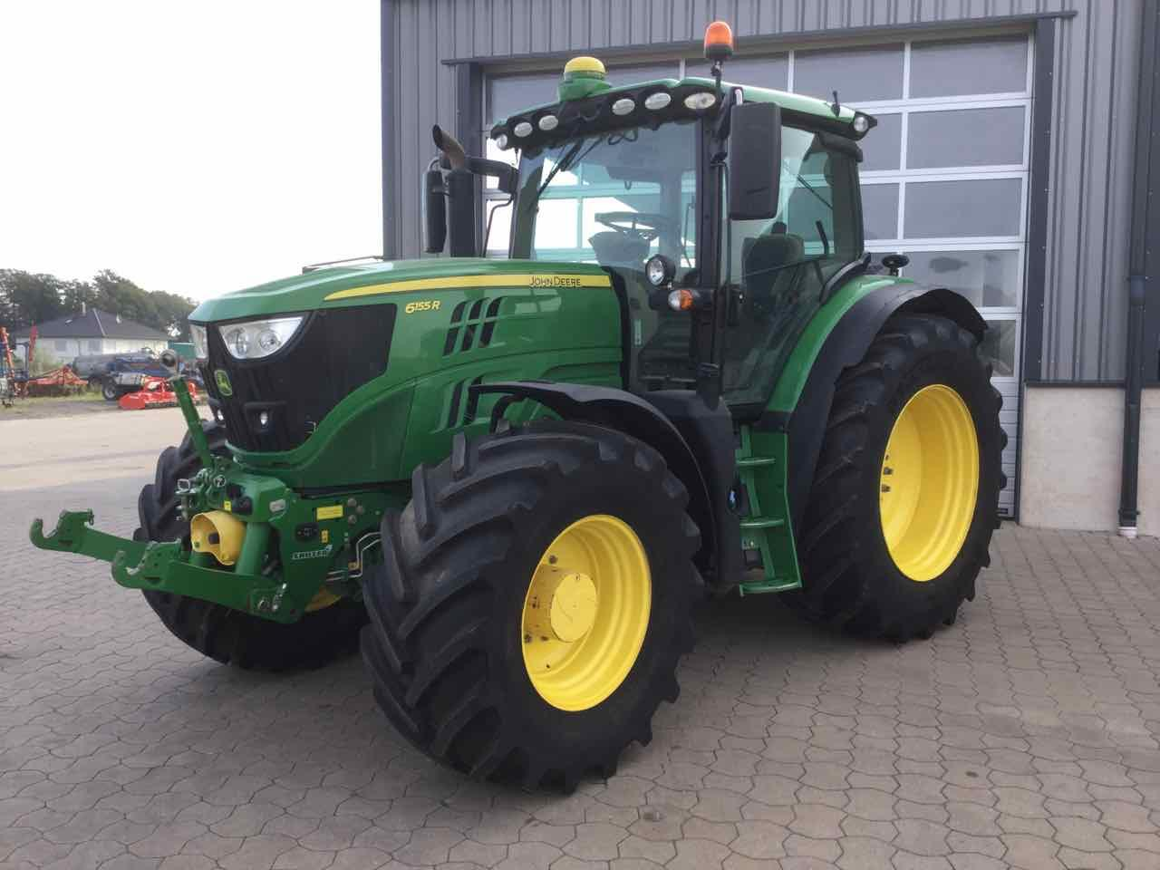 John Deere 6155 R Ultimate
