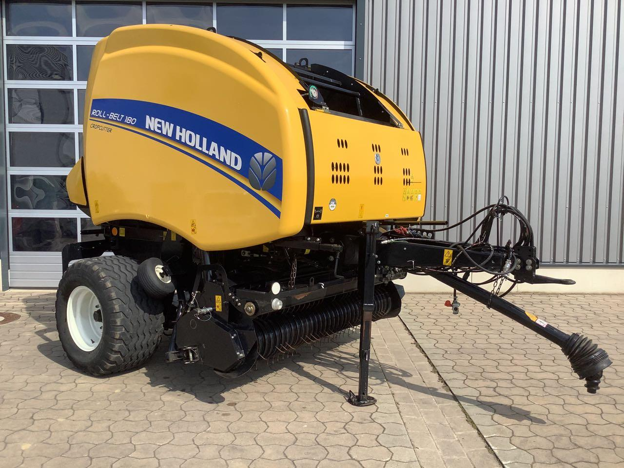 New Holland RB 180 CropCutter