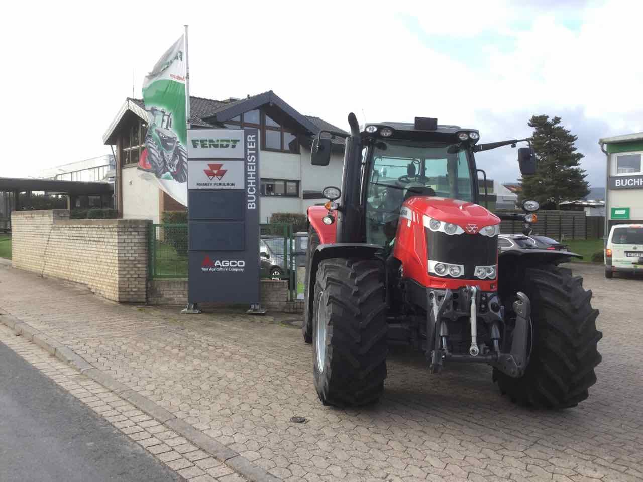 Massey Ferguson 6714 Dyna 6 EFFICIENT