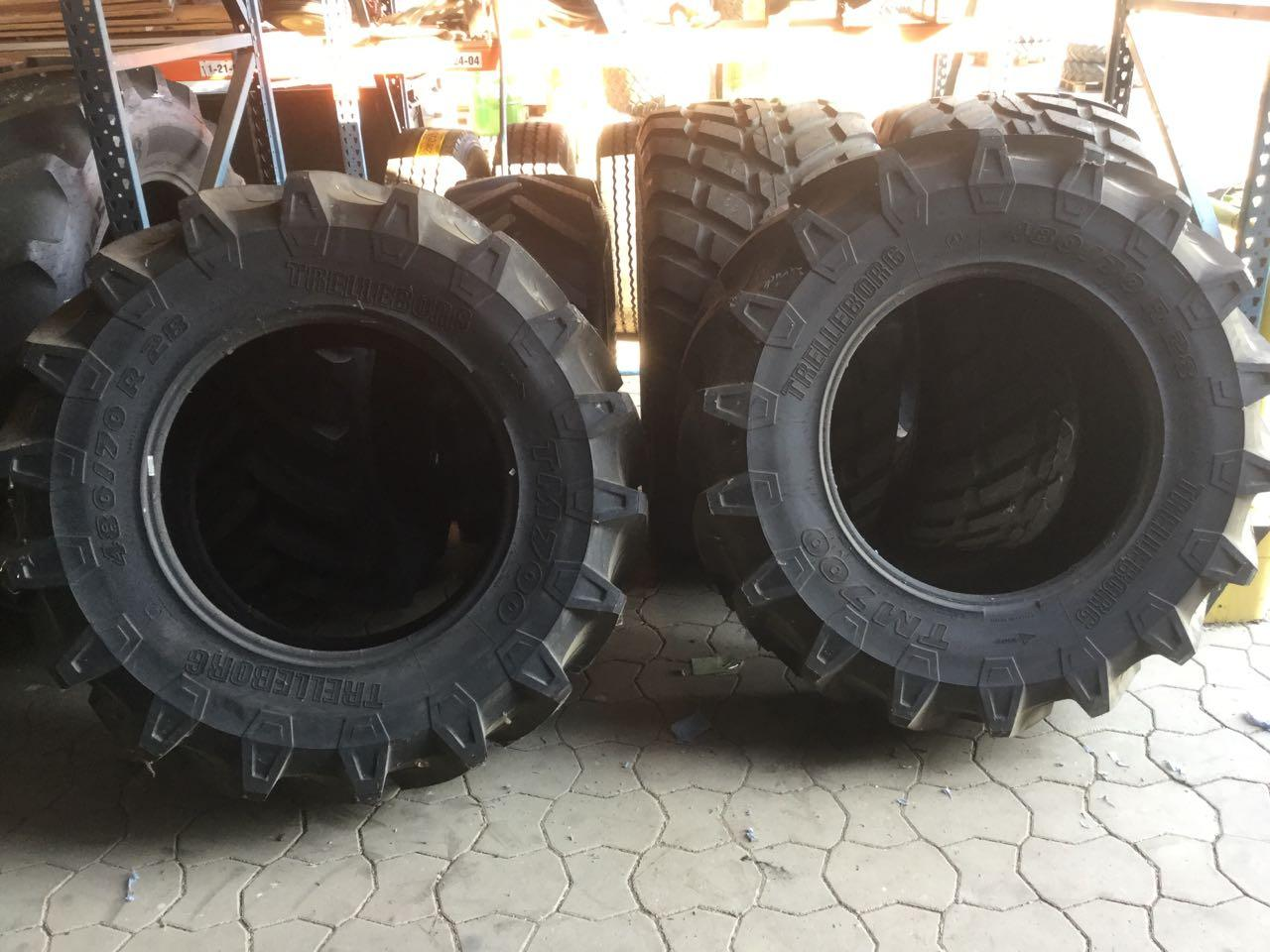 Trelleborg 2 Reifen 480/70 R28