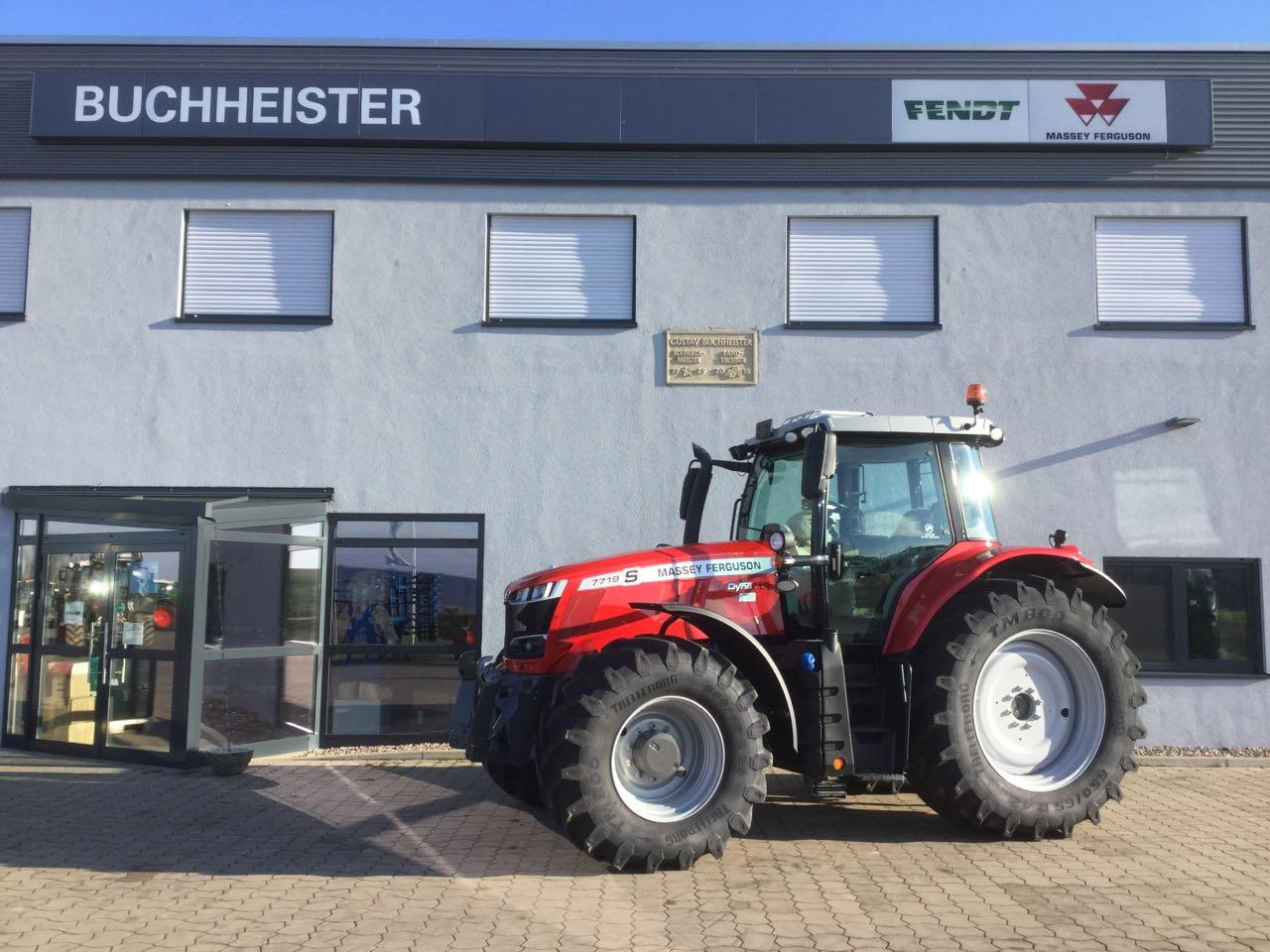Massey Ferguson 7719S Dyna-VT Exclusive