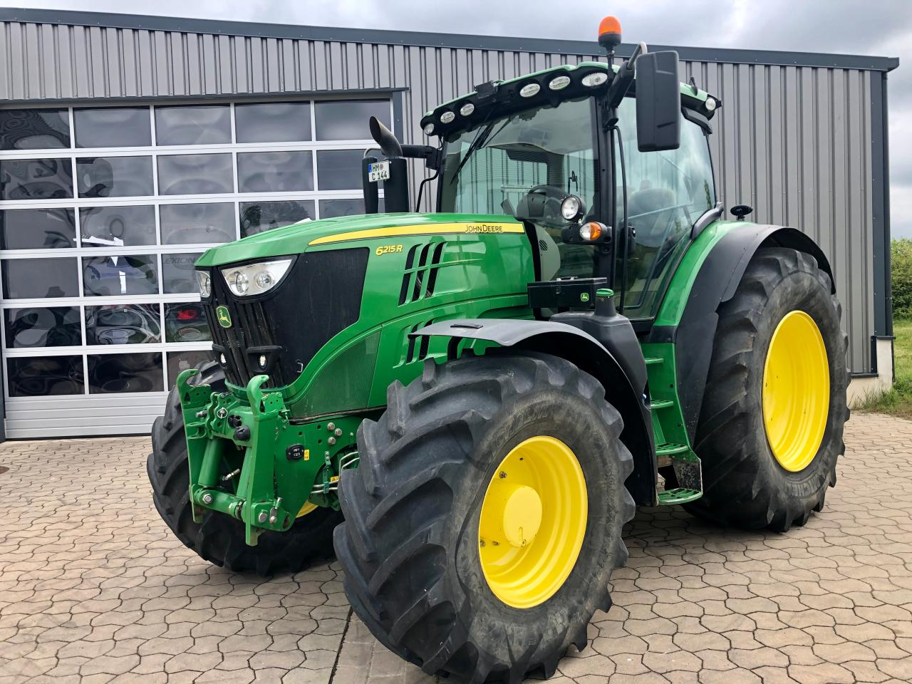 John Deere 6215 R Ultimate