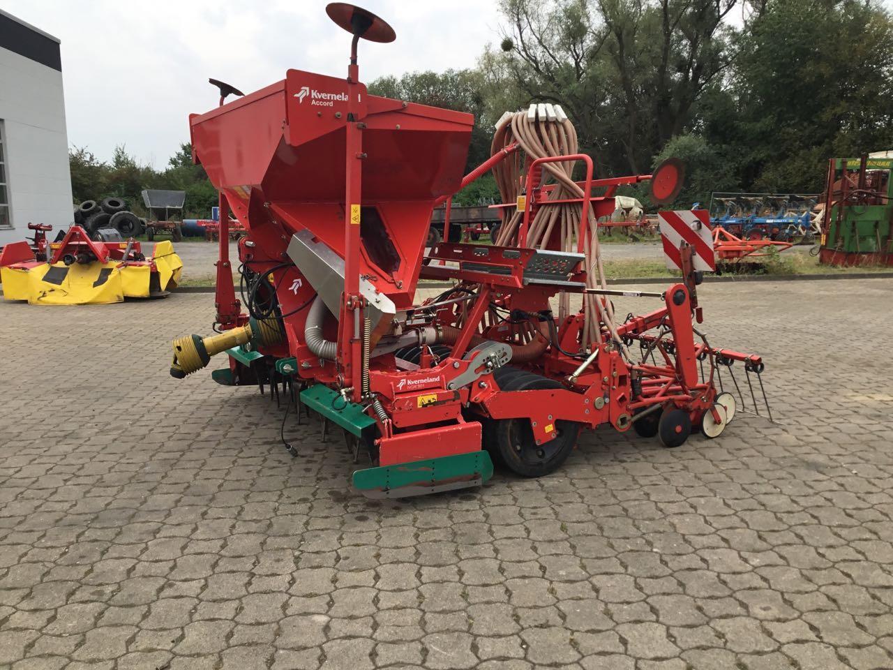 Kverneland i-drill Pro