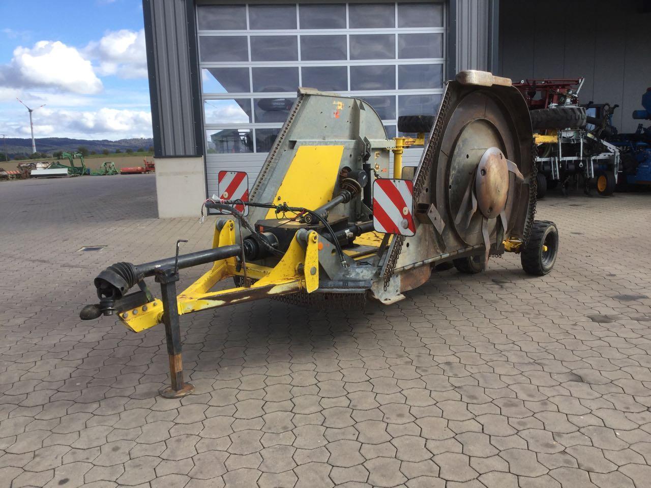 Bednar Mulcher MZ 4500