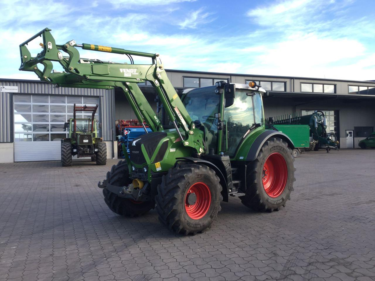 FENDT 310 Vario Profi Plus
