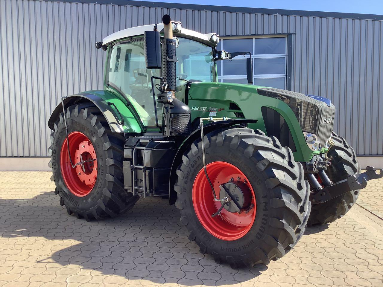 FENDT 927 Profi Plus SCR