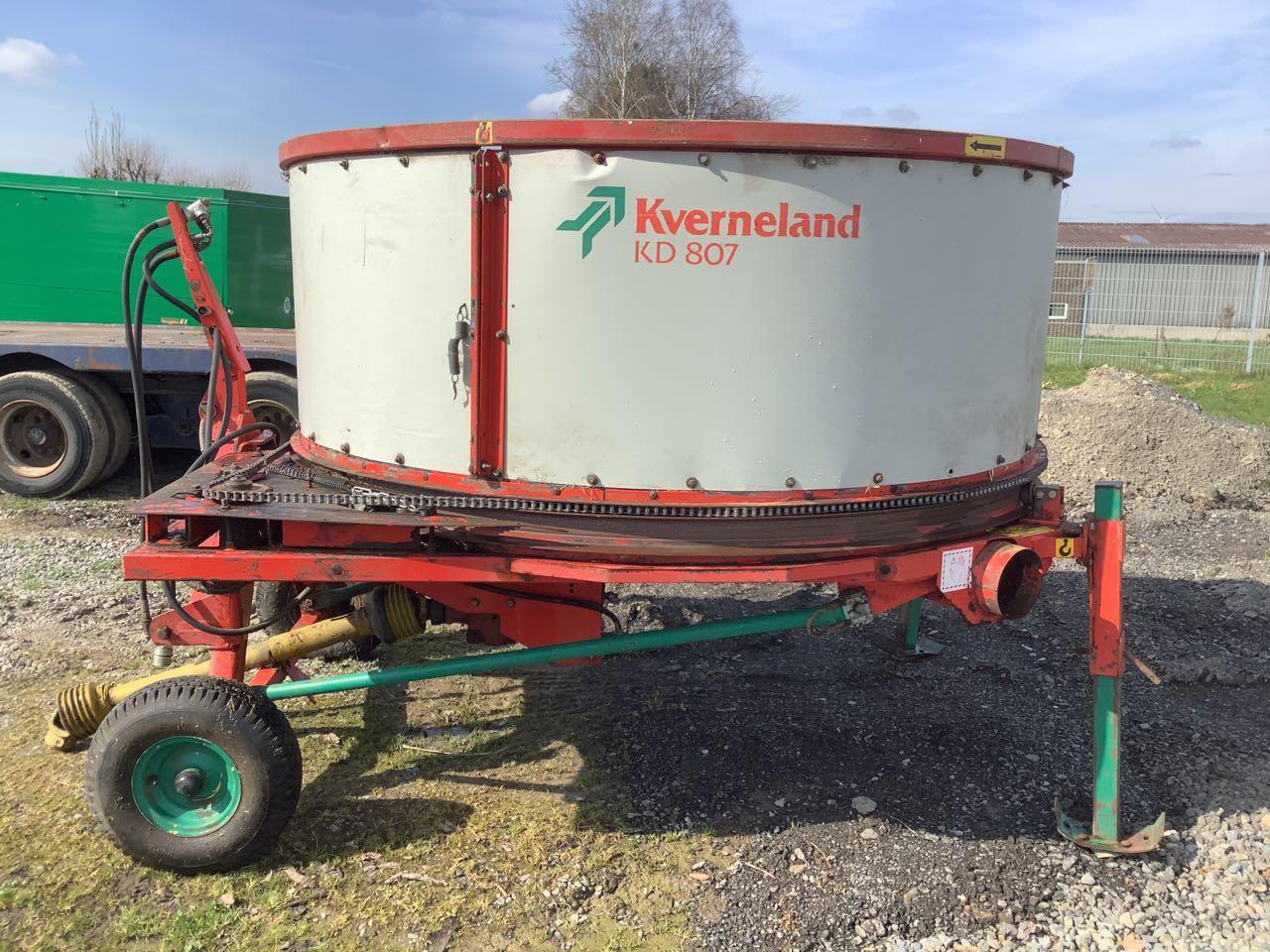 Kverneland KD 807
