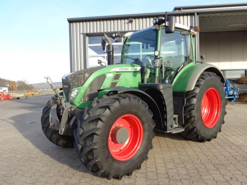 Fendt 722 SCR Profi Plus