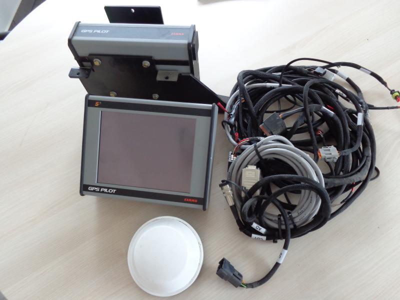 CLAAS Lenksystem GPS-pilot