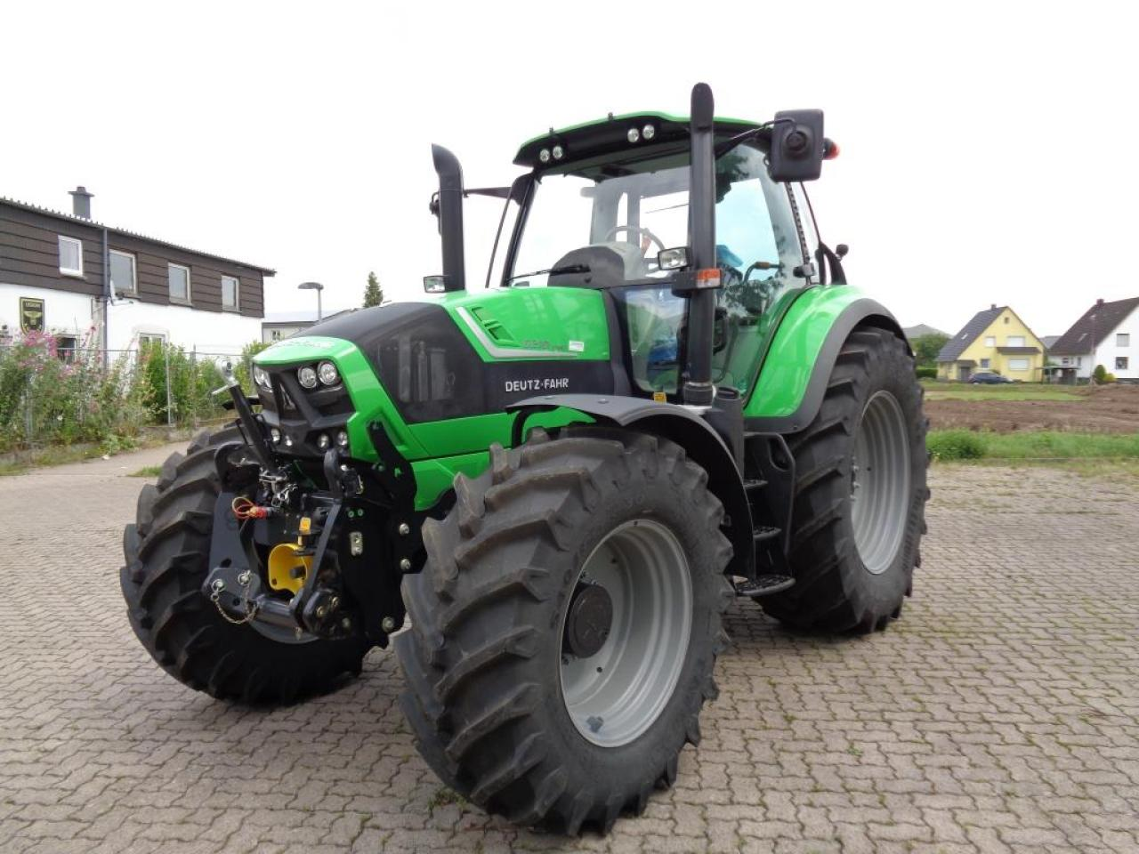 Deutz-Fahr Agrotron 6210 C-Shift