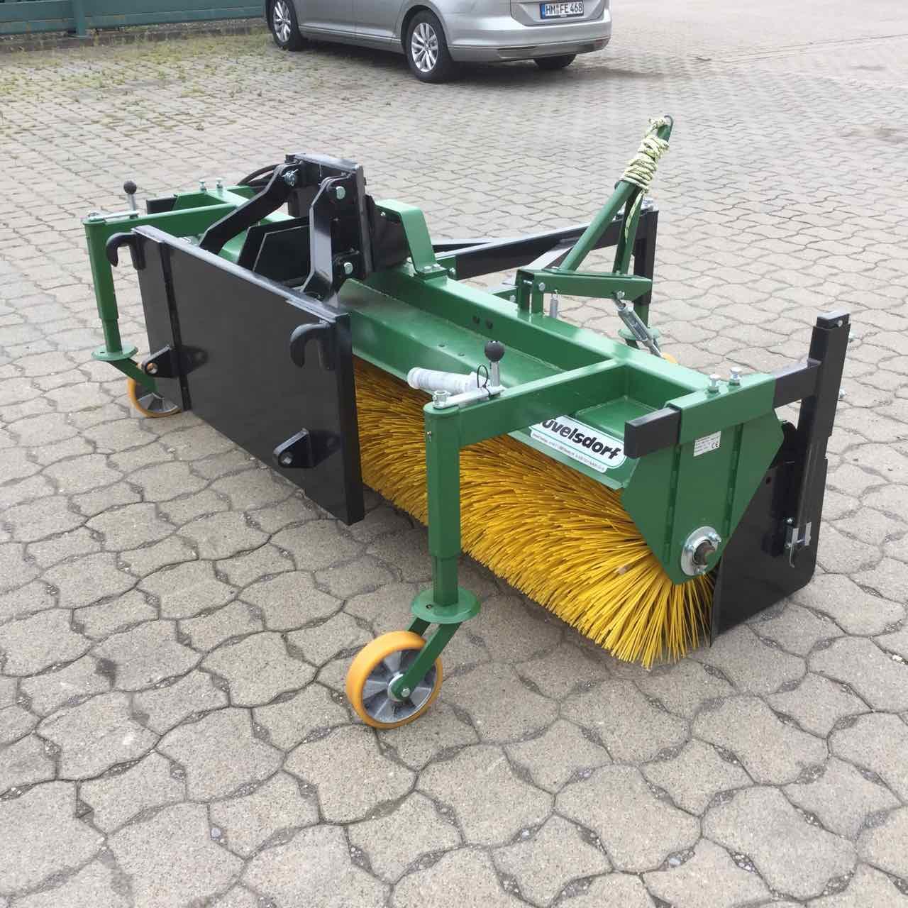 Düvelsdorf  Kehrmaschine DKE 2,25 m