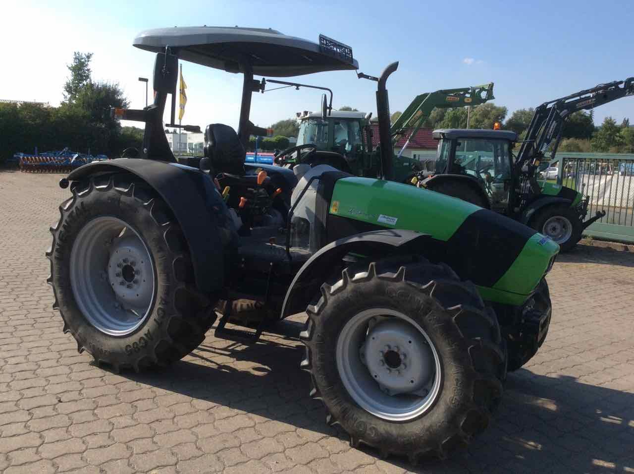 Deutz-Fahr AGROFARM 410 DT E3