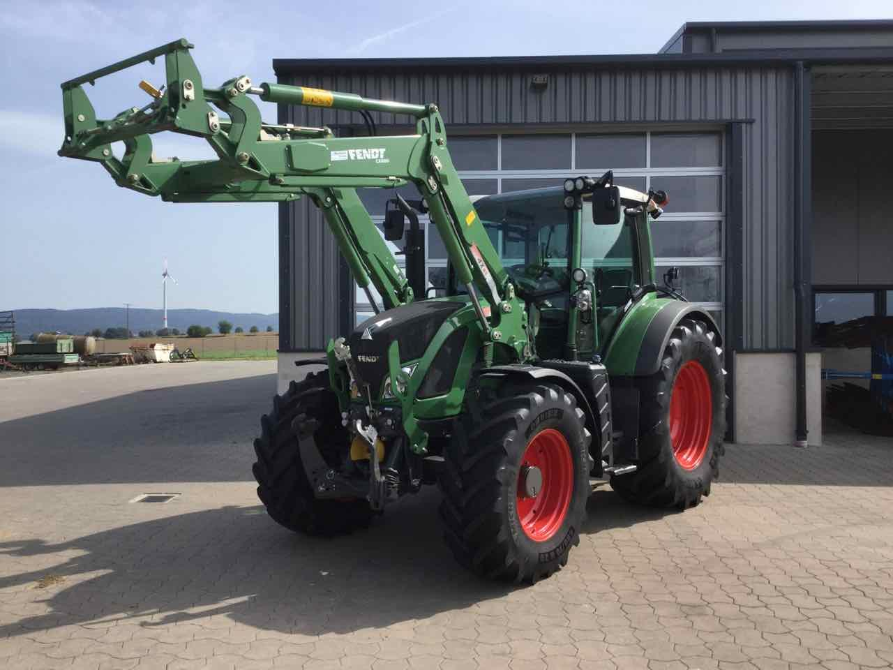 Fendt FENDT  516 SCR VarioGuide light