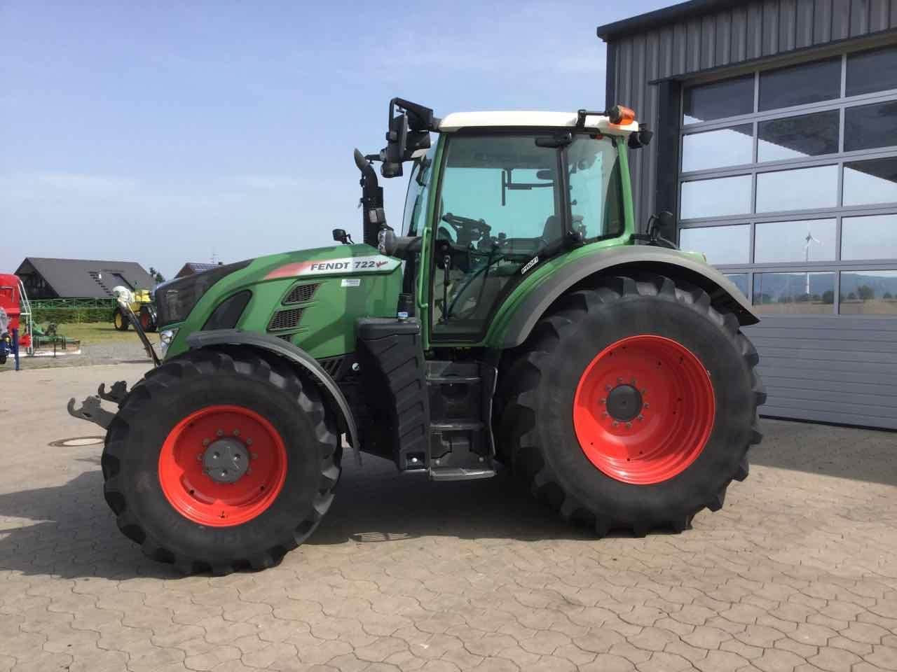Fendt FENDT 722  S4 VarioGuide light