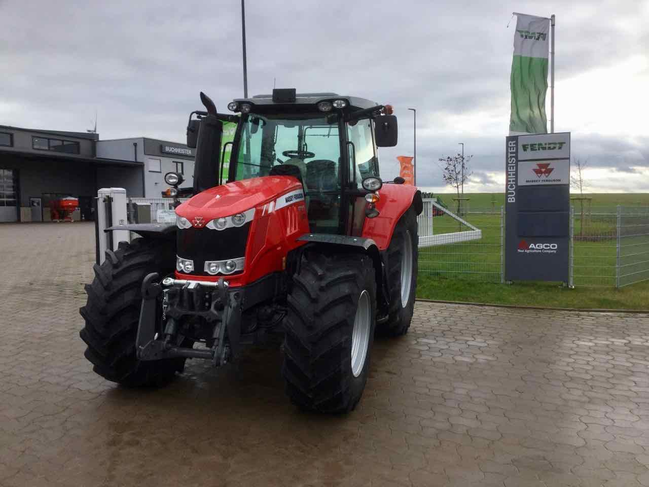 Massey Ferguson MF 6714S Dyna 6 - EFFICIENT